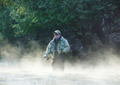 Fly Fishing in Fog