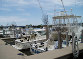 Charter Fishing Boats
