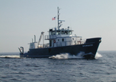 Research Vessel Sturgeon
