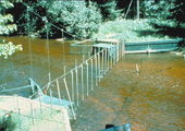 Old Electric Sea Lamprey Barrier
