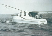 Charter Boat with Outriggers, Historical